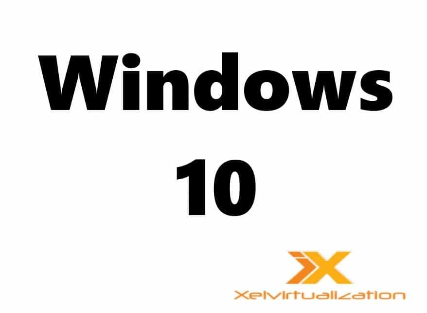 Microsoft Windows 10 kostenloses Upgrade